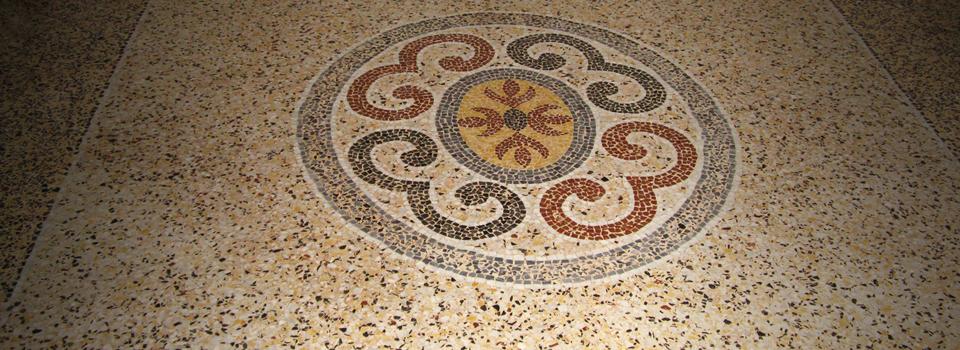 Michele montalbano pavimenti alla veneziana mosaici for Veneziana pavimento